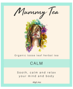 Calm Organic Herbal Tea motherhood