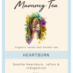 Mummy Tea Digestive Heartburn Reflux tea