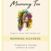 Mummy Tea Morning Sickness Tea